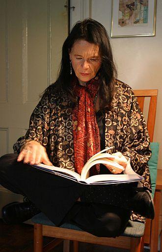 Anne Waldman - Image: Gloria Graham Anne Waldman