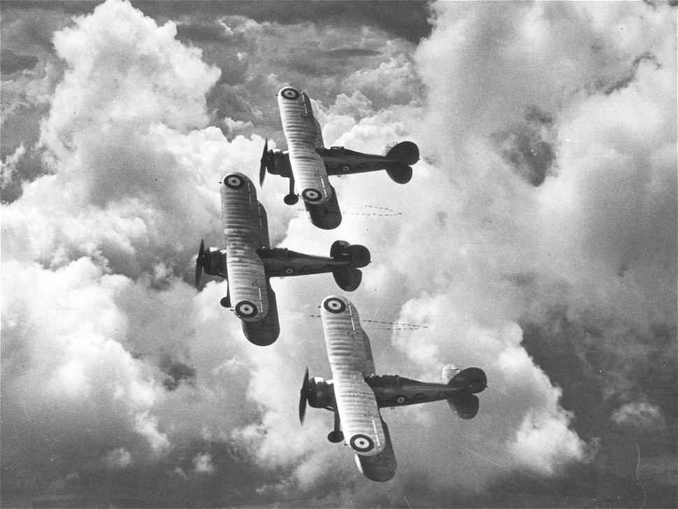 Gloster Gladiator 3 ExCC
