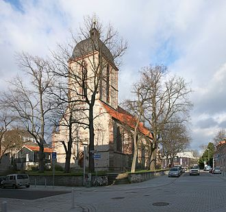Göttingen - St. Alban's Church today