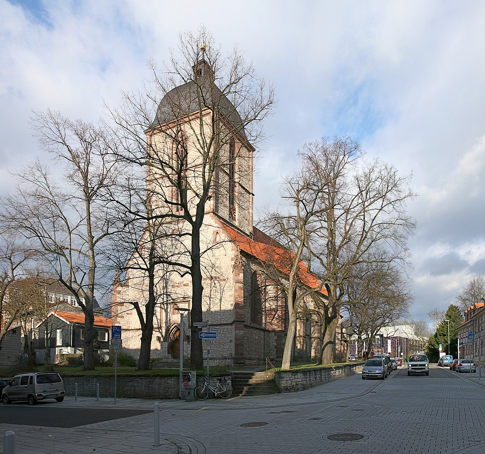 Goe Albani Kirche