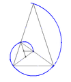 Golden spiral in triangles.png