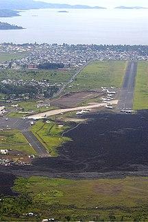 Sân bay quốc tế Goma