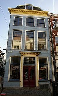 Gorinchem - rijksmonument 16618 - Hoogstraat 32 20120311.jpg