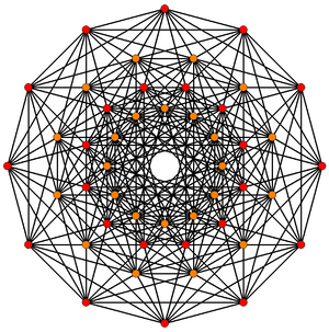 Gosset–Elte figures - Image: Gosset 1 22 polytope
