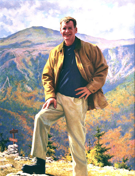 Then-Governor Judd Gregg as painted by Richard Whitney Gov Judd Gregg.jpg