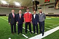 Governor Visits University of Maryland Football Team (36114499493).jpg