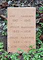 Grabstätte Trakehner Allee 1 (Westend) Max Cassirer2.jpg