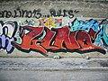 Grafiti Pinar Chamartín 1.JPG
