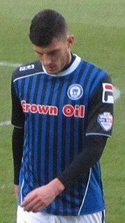 Graham Cummins Footballer