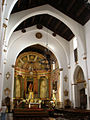 Granada iglesia de san jose interior.jpg