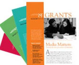 New York Community Trust - Image: Grants Art
