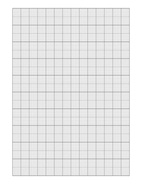 inch grid paper