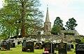 Graveyard, St Patrick's, Drumbeg - geograph.org.uk - 789084.jpg