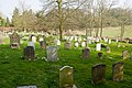 Graveyard of All Saints Church, Compton - geograph.org.uk - 1235316.jpg