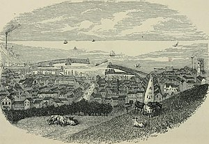 Whitehaven - Whitehaven in 1873
