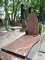 Grob Heleny Merenholc-Grave of Helena Merenholc.JPG