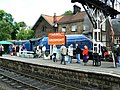 Grosmont Station, North Yorkshire Moors Railway - geograph.org.uk - 848888.jpg