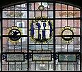 Grosvenor Chapel, South Audley Street, Mayfair - Window - geograph.org.uk - 1571965.jpg