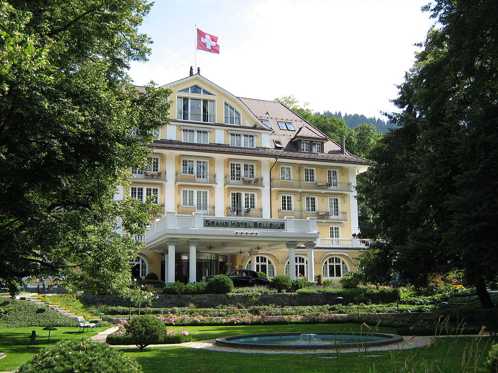 Gstaad Hotel  Sterne