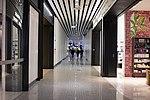 Guangzhou Baiyun International Airport, Terminal 2 hallway.jpg