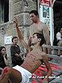 """Guardia Sanframondi (BN), 2003, Riti settennali di Penitenza in onore dell'Assunta, la rappresentazione dei """"Misteri"""". - Flickr - Fiore S. Barbato (16).jpg"""