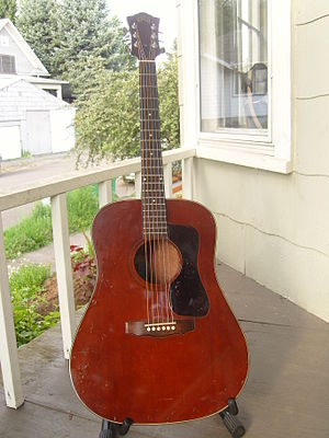 Guild Guitar Company - A 1979 Guild D25M