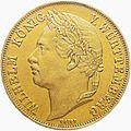 Gulden Wilhelm I. Württemberg 1841 Avers.jpg