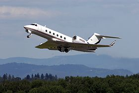 image illustrative de l'article Gulfstream IV