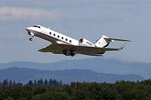 Benny Hinn - Image: Gulfstream G 400
