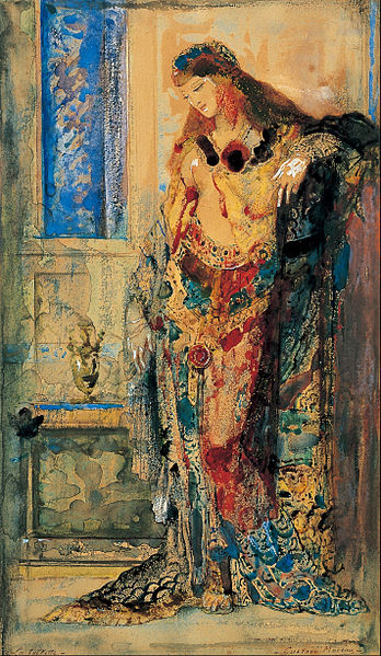 File:Gustave Moreau - The Toilette - Google Art Project.jpg
