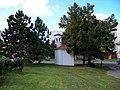 Háje, Starobylá - U rybářství, kaple, od východu.jpg
