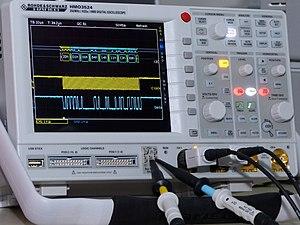 Hameg - 350MHz Mixed Signal Oscilloscope HMO3524