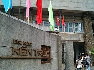 Ho Chi Minh City University of Architecture