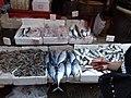 HK 灣仔 Wan Chai market 石水渠街 Stone Nullah Lane seafood stall September 2019 SSG 01.jpg