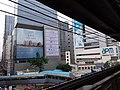 HK 觀塘 Kwun Tong MTR Station view Kwun Tong Plaza footbridge 開源道 Hoi Yuen Road December 2018 SSG ads 藍塘傲 Alto Residences 02.jpg