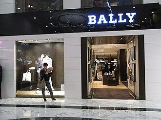 Bally Shoe - Bally store in Hong Kong