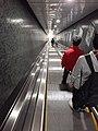 HK MTR 港鐵 Station escalators December 2020 SS2.jpg