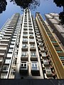HK Sai Ying Pun 皇后大道西 411 Queen's Road West 博仕臺 Grand Scholar 東蔚苑 Tung Wai Garden 樂怡軒 Louis Height Jan-2012.jpg