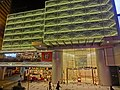 HK Sheung Wan Des Voeux Road 無限極廣場 Infinitus Plaza mall evening Apr-2013.JPG