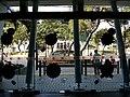 HK TSW 天水圍 Tin Shui Wai 天恩路 Tin Yan Road 嘉湖銀座 Kingswood Ginza mall glass view square park Dec 2016 Lnv2.jpg