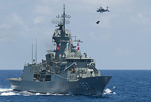 HMAS Perth while conducting vertical replenishment.jpg