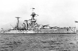 HMS Malaya - Image: HMS Malaya