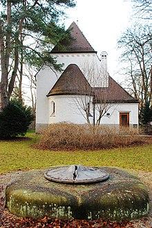 evangelische kapelle klinikum haar wikipedia