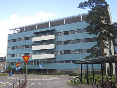Haartmanin Sairaala nerede, toplu taşıma ile nasıl gidilir - Yer hakkında bilgi