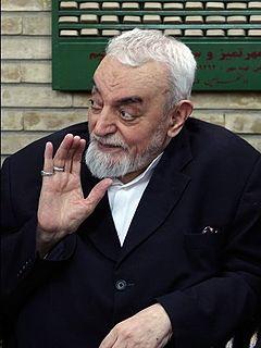 Habibollah Asgaroladi Iranian politician