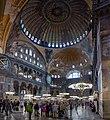 Hagia Sophia interior - Istanbul, Turkey - panoramio.jpg