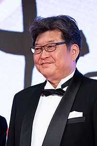 Hagiuda Koichi at Opening Ceremony of the Tokyo International Film Festival 2019 (49013523633).jpg