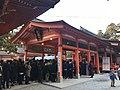 Haiden of Kashii Shrine 3.jpg
