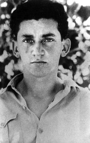 Negev Brigade - Image: Haim Bar Lev 1948
