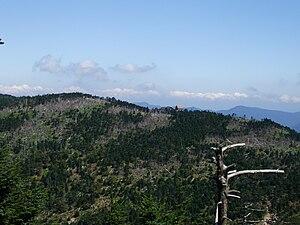 Mount Hakkyō - Image: Hakkyo 03